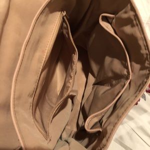 Nine west pack back. Used once or twice